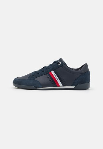 CORPORATE MATERIAL MIX  - Trainers - desert sky