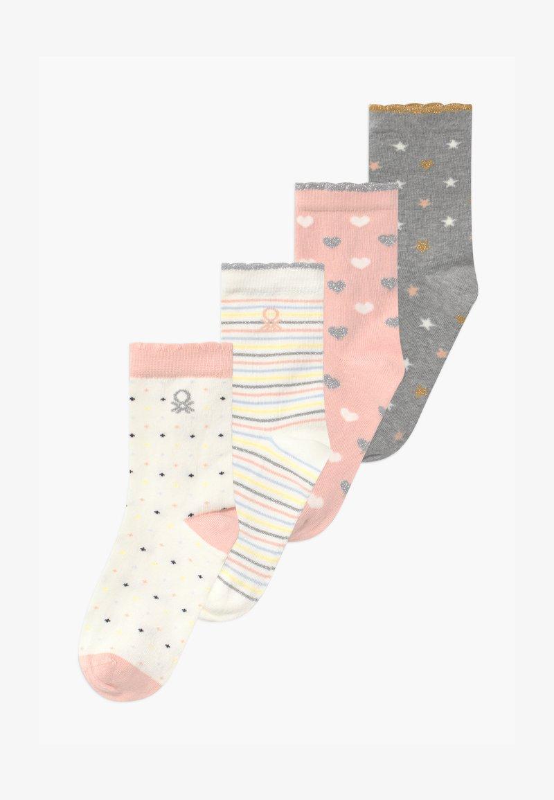 Benetton - LUTK FASHION 4 PACK - Ponožky - multi-coloured