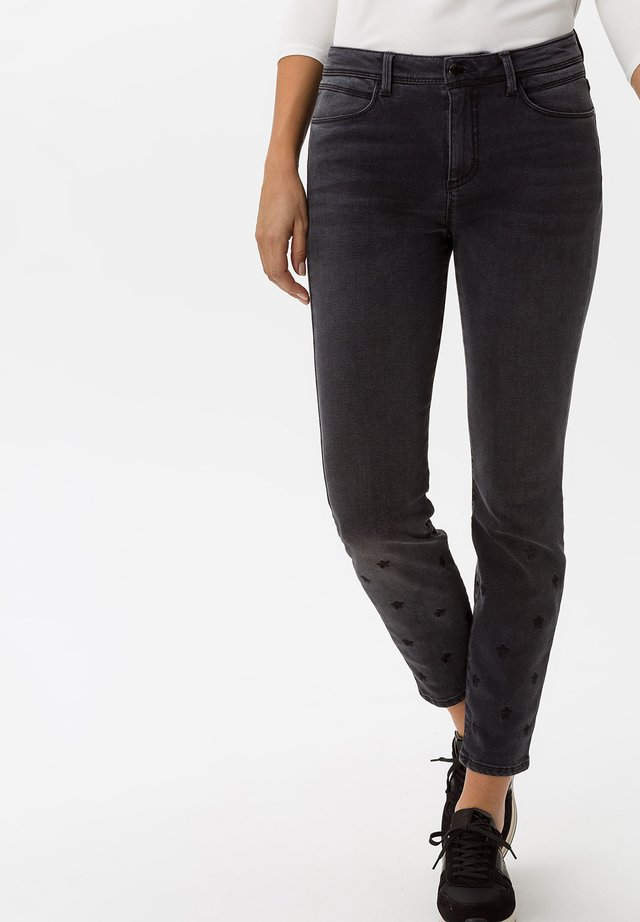 STYLE SHAKIRA S - Jeans Skinny Fit - used grey