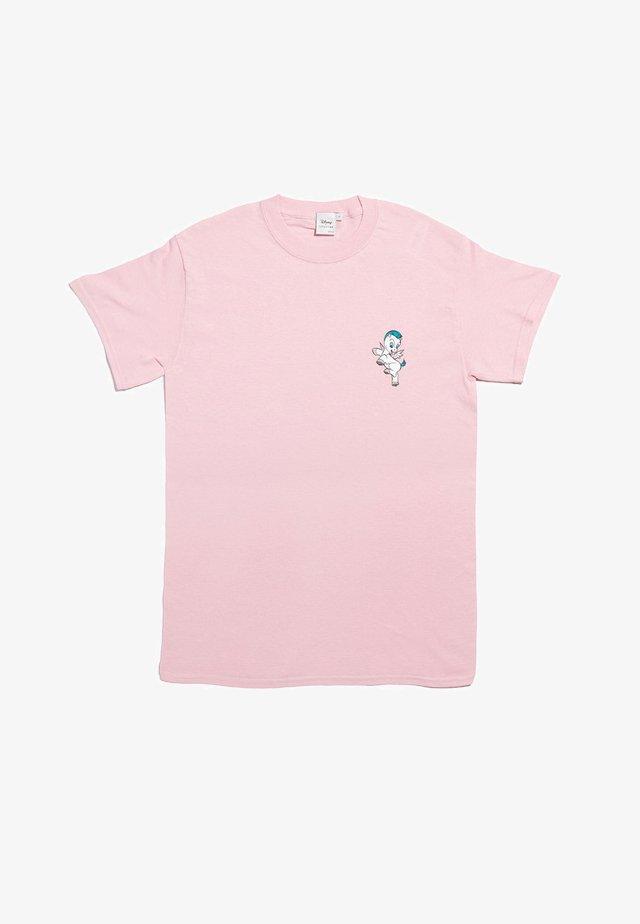 DISNEY  BABY PEGASUS  - T-shirt print - pink