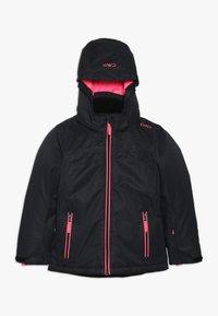 CMP - GIRL SNAPS HOOD - Ski jacket - antracite - 0