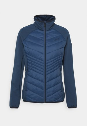 CLUMBER HYBRD - Chaqueta outdoor - blue