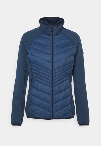 CLUMBER HYBRD - Outdoor jacket - blue
