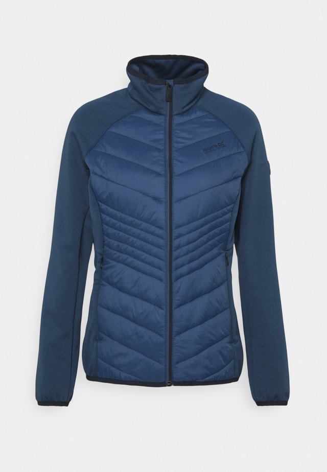CLUMBER HYBRD - Giacca outdoor - blue