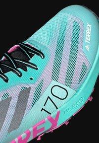 adidas Performance - TERREX SPEED PRO TRAIL RUNNING - Zapatillas de trail running - green - 11