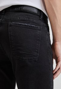 PULL&BEAR - Jeans Skinny Fit - black - 4
