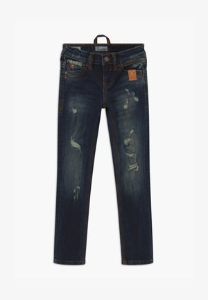 CAYLE - Jeans slim fit - aita wash