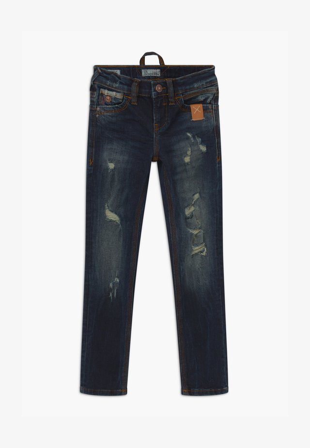 CAYLE - Vaqueros slim fit - aita wash