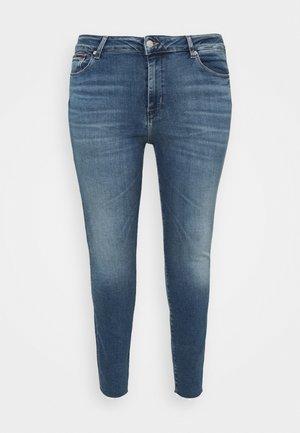 SYLVIA - Skinny džíny - dark blue