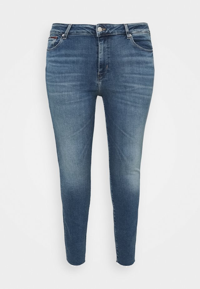SYLVIA - Jeans Skinny Fit - dark blue