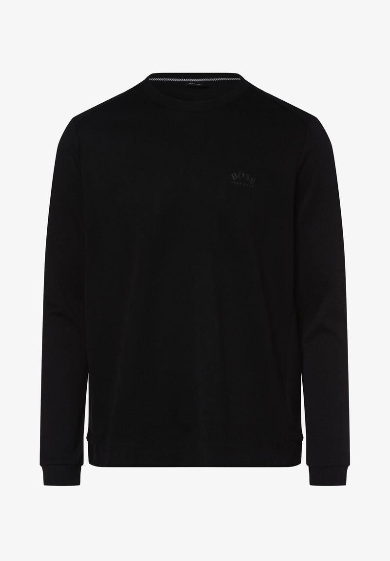 BOSS - Long sleeved top - schwarz