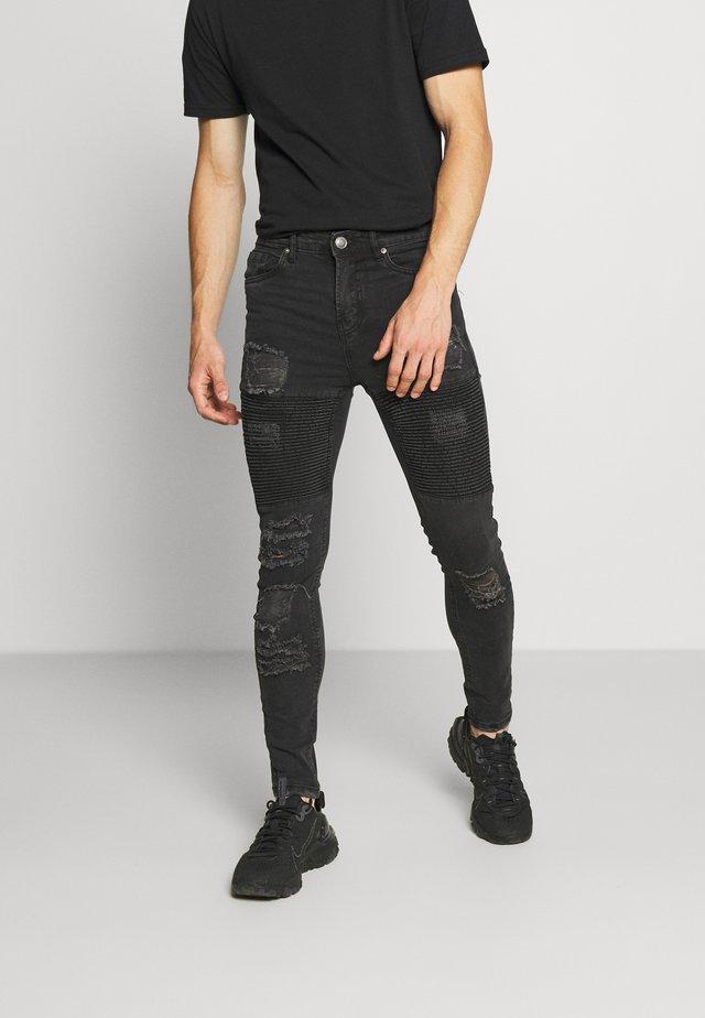 BARON - Skinny džíny - grey