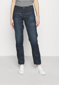 G-Star - KATE BOYFRIEND - Relaxed fit jeans - antic regal marine - 0