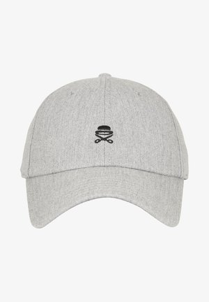 PA SMALL ICON  - Cap - grey heather/black