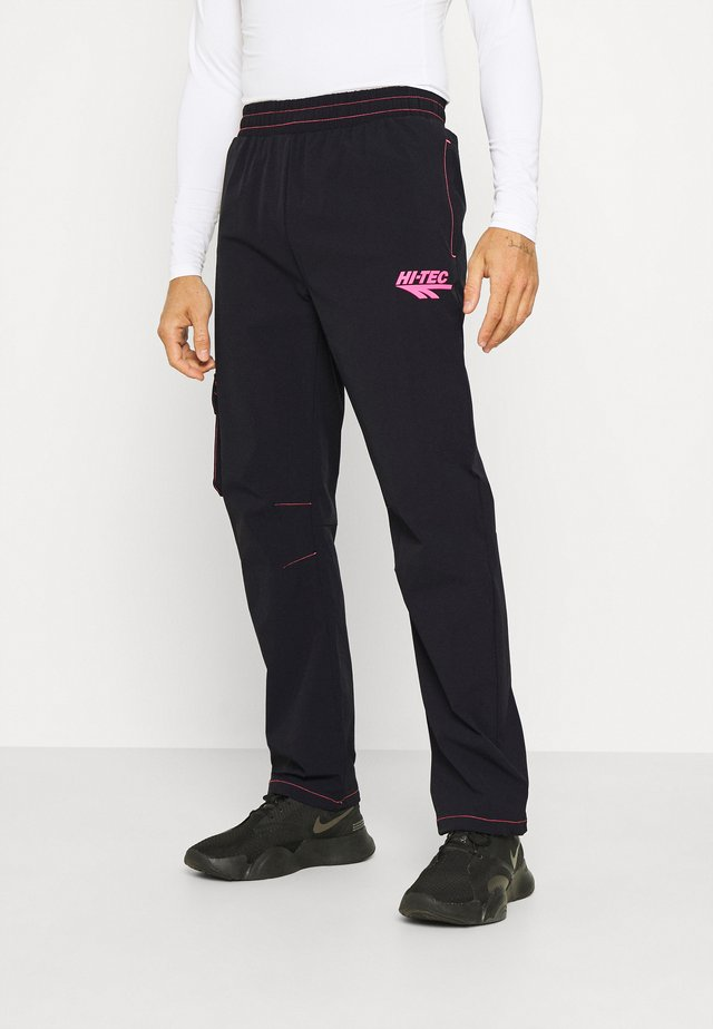 JARVIS PANTS - Pantalon classique - black