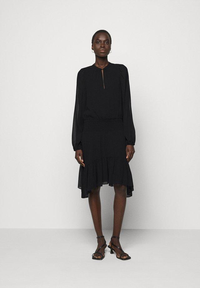 CLAIRE AMAZING DRESS - Korte jurk - black