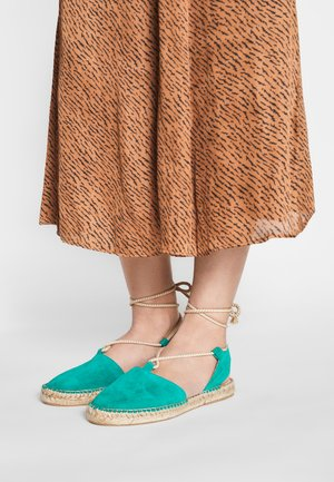 LICORDA - Sandals - vert