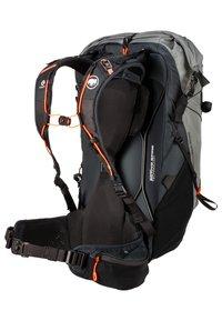 Mammut - DUCAN SPINE - Hiking rucksack - granit-black - 3