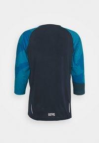 Gore Wear - TRAIL - T-shirt imprimé - orbit blue/sphere blue - 1