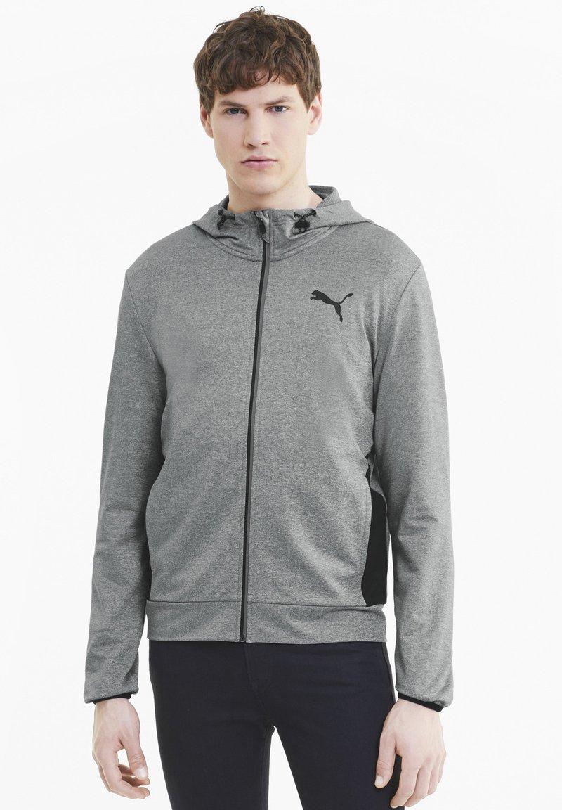 Puma - RTGFZ - Sweatjacke - medium gray heather