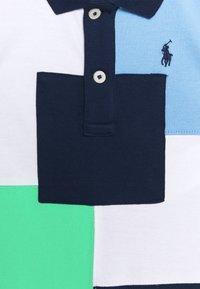 Polo Ralph Lauren - PATCH ONE PIECE SHORTALL - Body - navy multi - 2