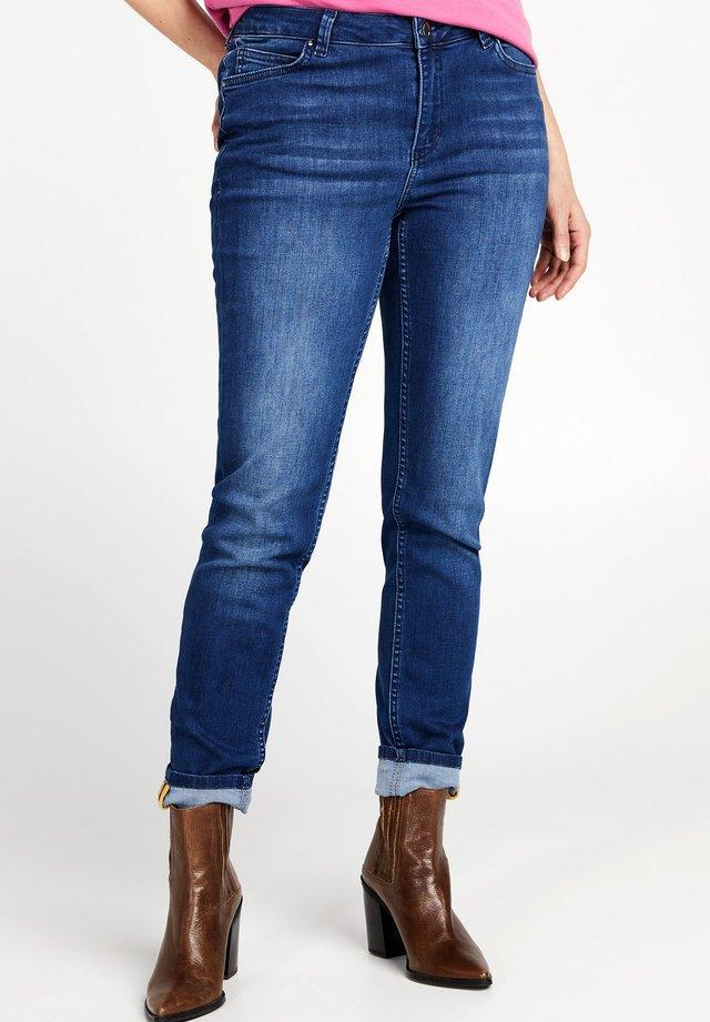 JIXY  - Slim fit jeans - dark-blue denim