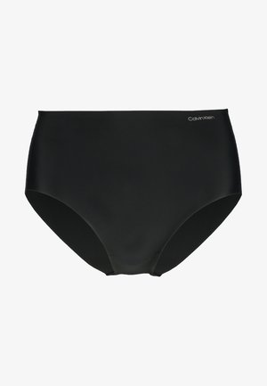 HIGH WAIST HIPSTER - Braguitas - black