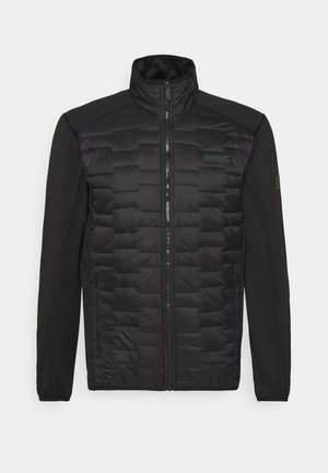 CLUMBER HYBRID - Outdoor jacket - black