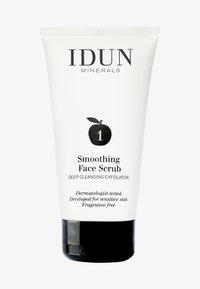 IDUN Minerals - SMOOTHING FACE SCRUB - Face scrub - - - 0