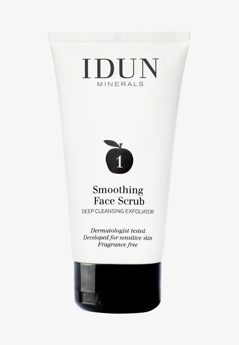 IDUN Minerals - SMOOTHING FACE SCRUB - Face scrub - -