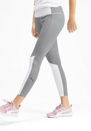 Tights - light gray heather