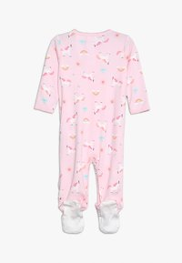 Carter's - BABY INTERLOCK UNICORN - Pyjama - rose - 1