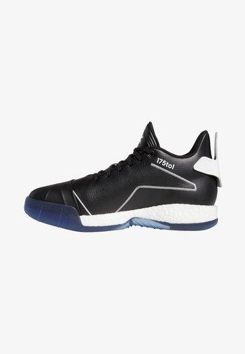 T-MAC MILLENNIUM - Stabilty running shoes - core black footwear white silver metallic
