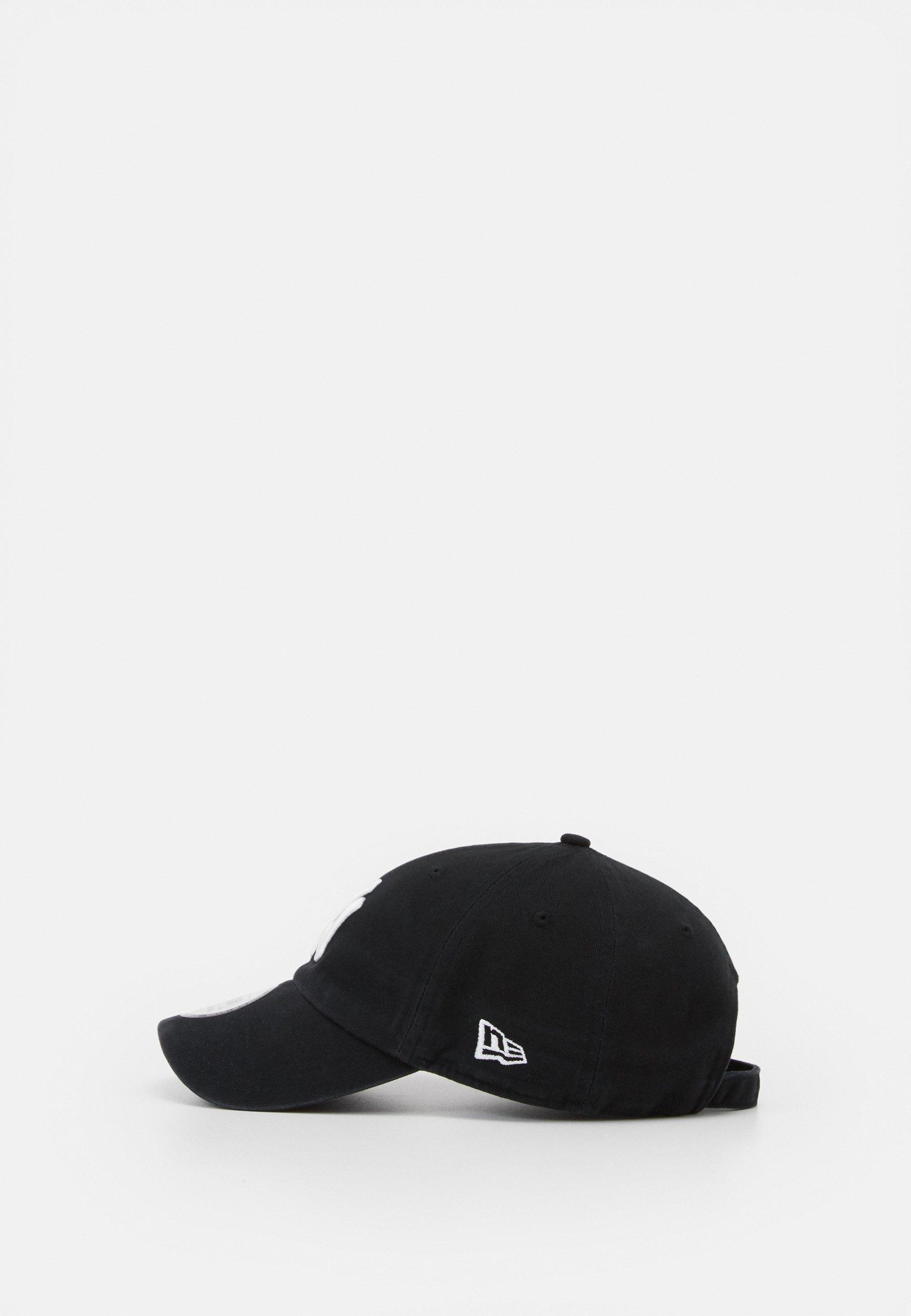 New Era League Essential Casual Classic - Cap Black/white/schwarz