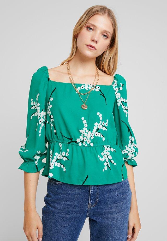 Blusa - green