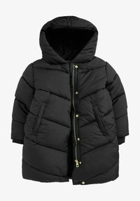 Next - Winter coat - black - 4