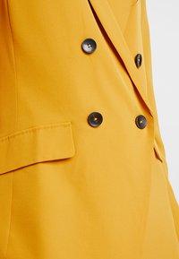 KIOMI - Blazer - dark yellow - 5