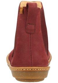 El Naturalista - Classic ankle boots - rioja - 3