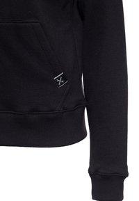 Queen Kerosin - Zip-up hoodie - schwarz - 3