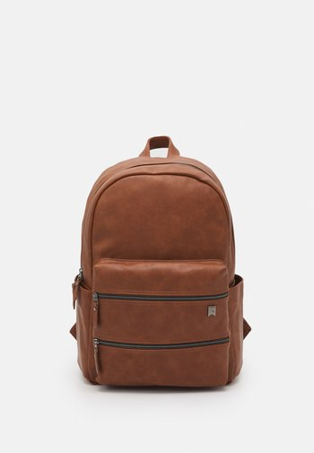 DIAPERBACKPACK CARE OVER THE MOON SET - Rucksack - brown