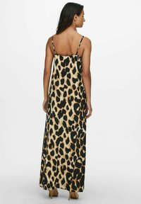 ONLY - SPITZE - Maxi dress - antique white - 2
