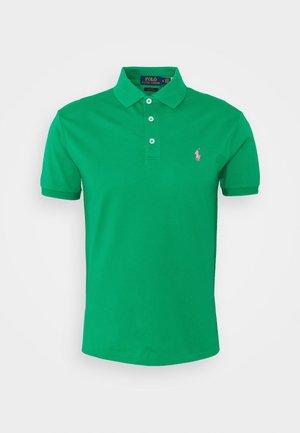 SLIM FIT - Polo shirt - scarab green