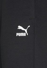 Puma - AC MAILAND ICONIC GRAPHIC TRACK PANTS - Club wear - tango red/black - 3