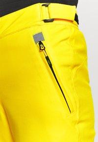 CMP - WOMAN  - Snow pants - yellow - 5