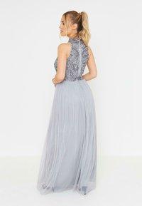 BEAUUT - Společenské šaty - light grey - 2