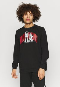Nike Performance - STORY CREW - Sweatshirt - black - 0