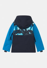 Quiksilver - SIDE HIT UNISEX - Snowboardová bunda - brilliant blue - 1