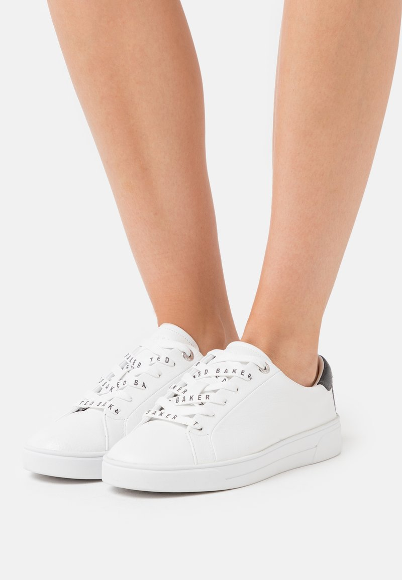 Ted Baker - MERATA - Trainers - white/grey