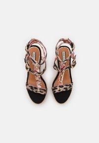 River Island - Platform sandals - pink/medium - 5