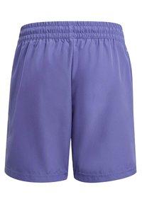 adidas Performance - CLUB TENNIS SHORTS - Sports shorts - purple - 1